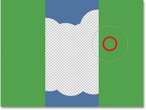 حذف پسزمینه تصویر با استفاده از ابزار Eraser Tool در فتوشاپ